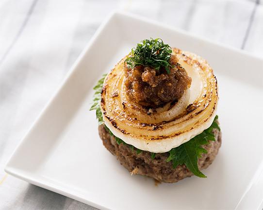 新たまねぎステーキ&ハンバーグの画像