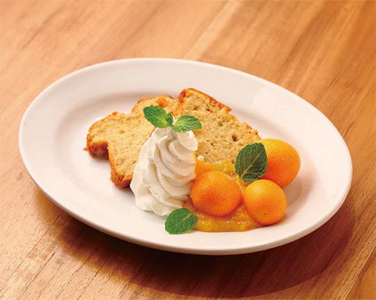 たまたまパウンドケーキの画像