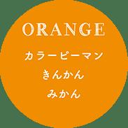 ORANGE-カラーピーマン・きんかん・みかん