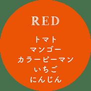 RED-トマト類・マンゴー・カラーピーマン・いちご・にんじん